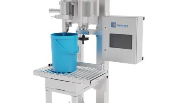 SEMI-AUTOMATIC FILLING MACHINE FOR PAILS/JERRYCANS